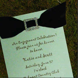 Buckle Invitation