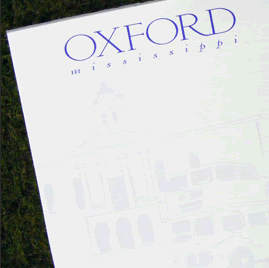 Oxford Notepad